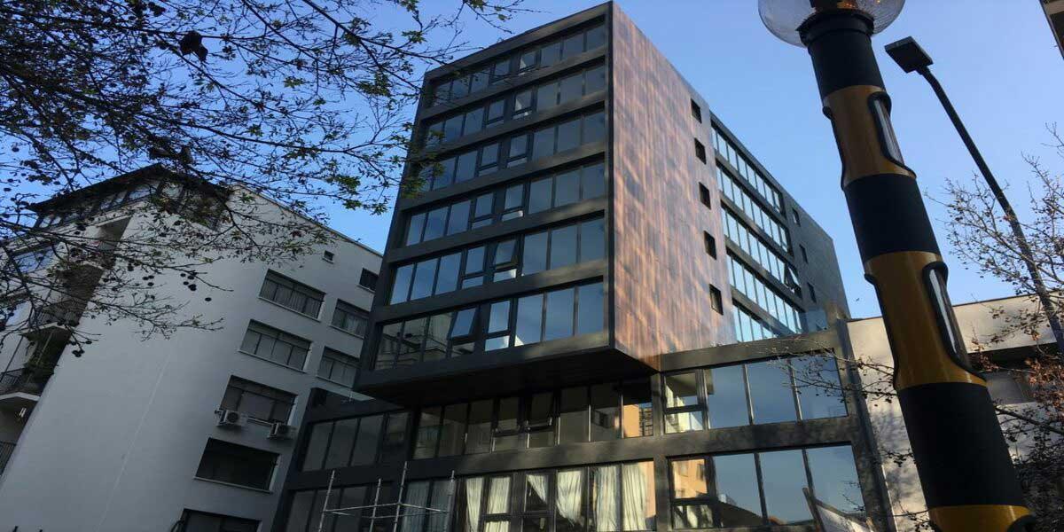 Proyecto hotel santa magdalena providencia cl