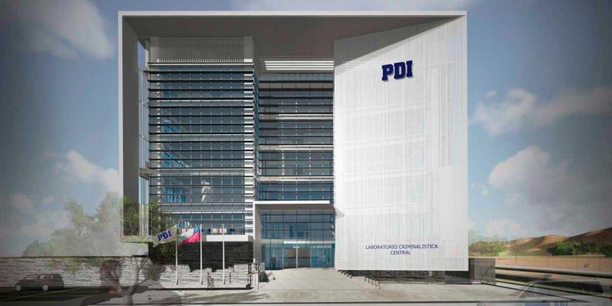 Proyecto laboratorio de criminalística de la pdi pudahuel santiago chile