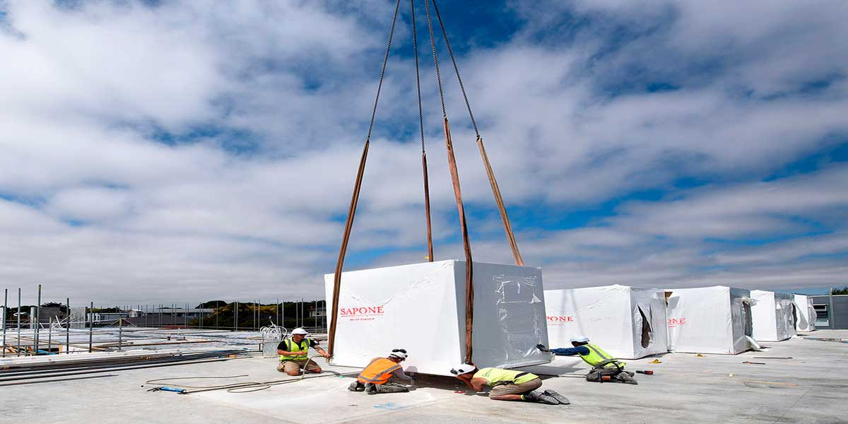 Proyecto integrated modular solutions for construction components nz